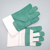 PVC IMREGNATED GLOVES