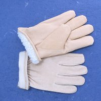 PIG SKIN WINTER GLOVES